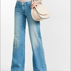 Express Jeans - Express Low Rise Extreme Wide Leg